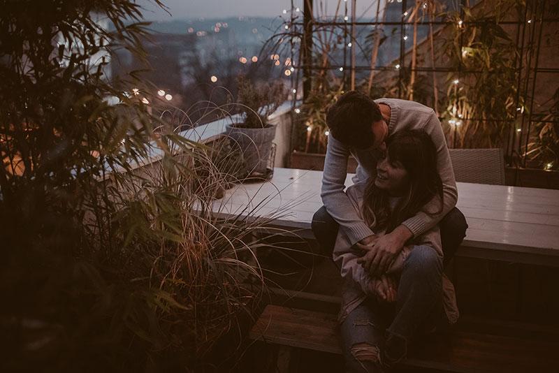 ongelukkig in relatie