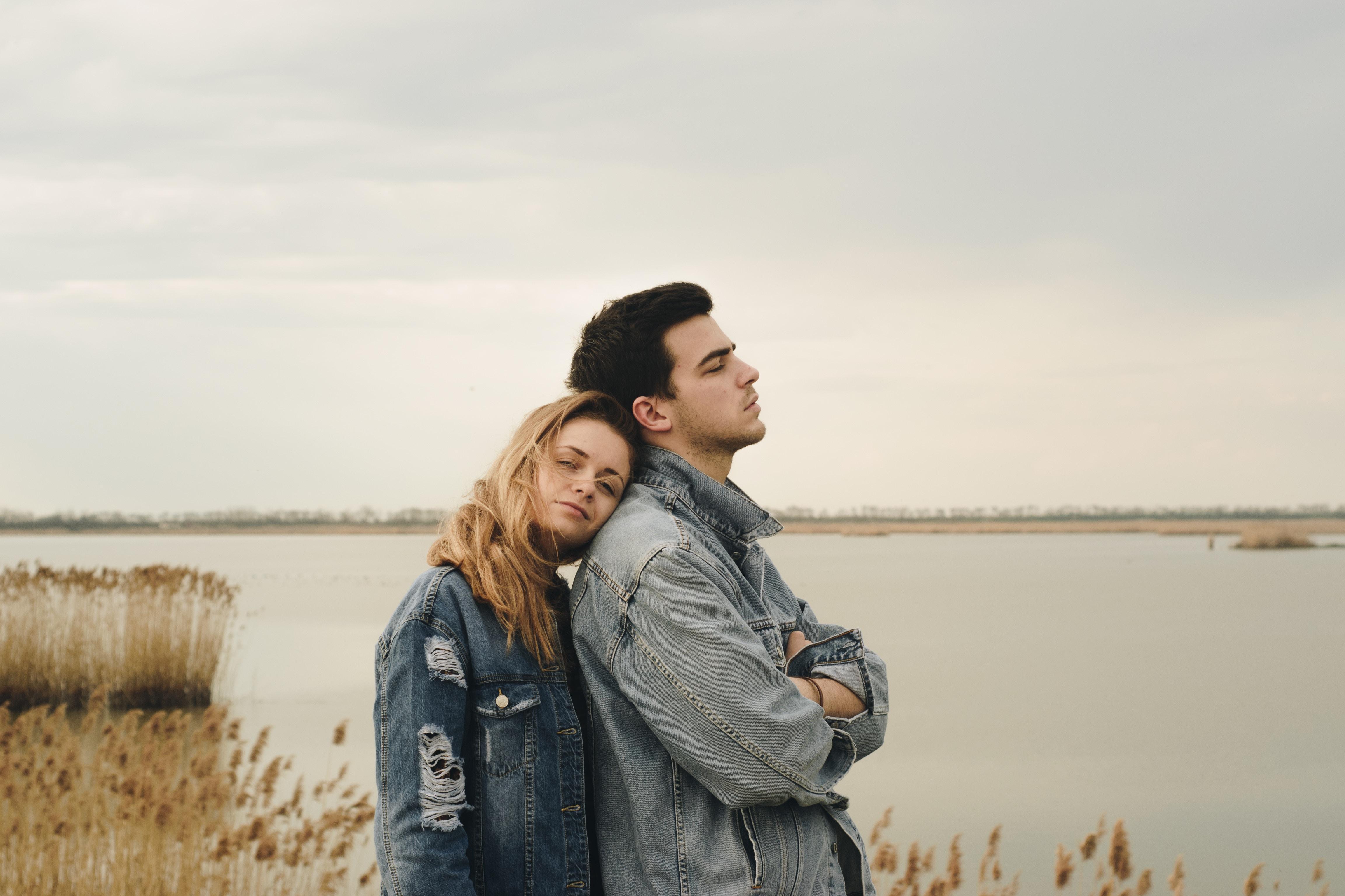 niet gelukkig in relatie